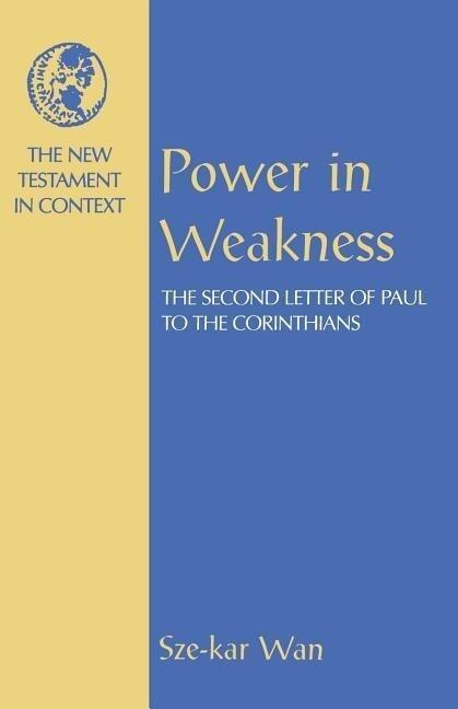 Power in Weakness als Taschenbuch
