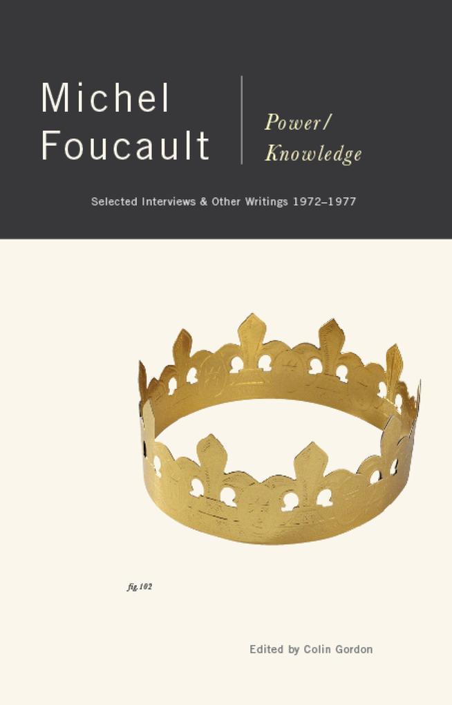 Power Knowledge als Taschenbuch