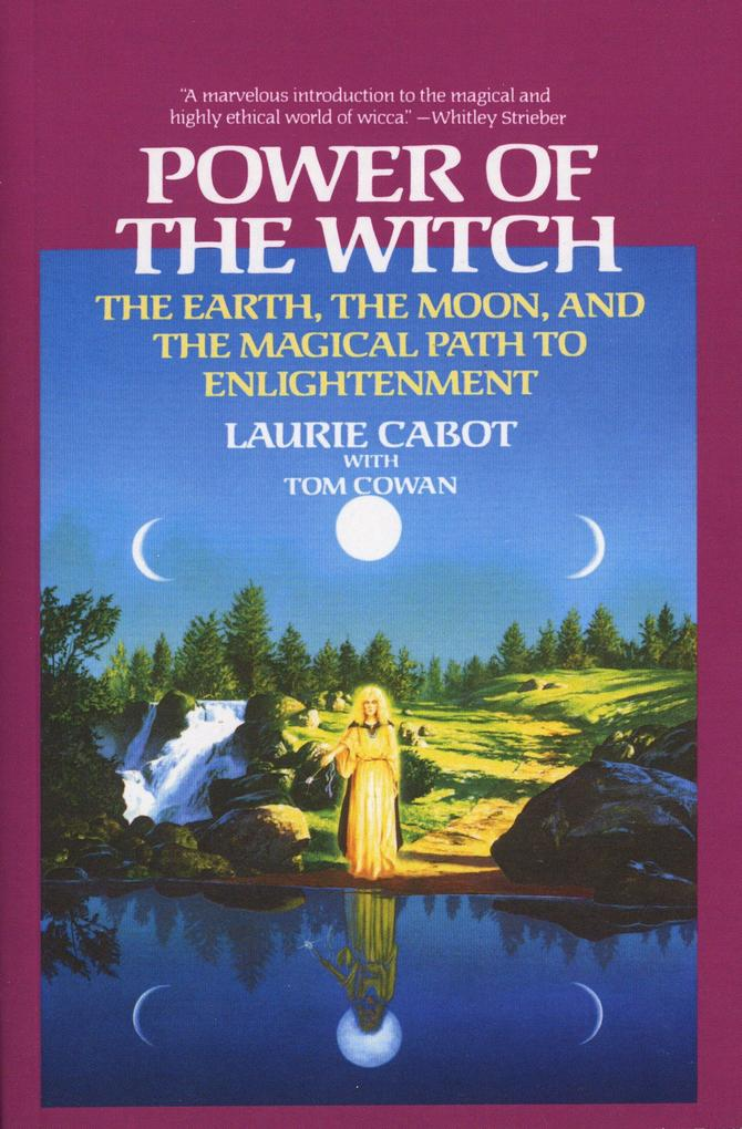Power of the Witch: The Earth, the Moon, and the Magical Path to Enlightenment als Taschenbuch