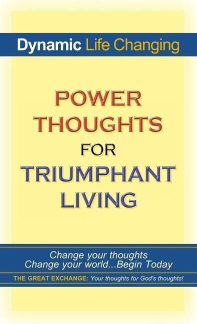 Power Thoughts for Triumphant Living als Buch