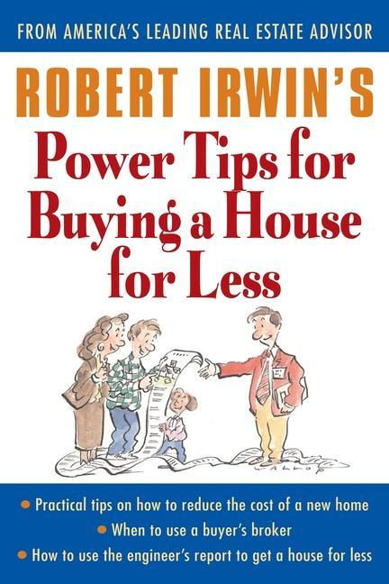 Robert Irwin's Power Tips for Buying a House for Less als Taschenbuch