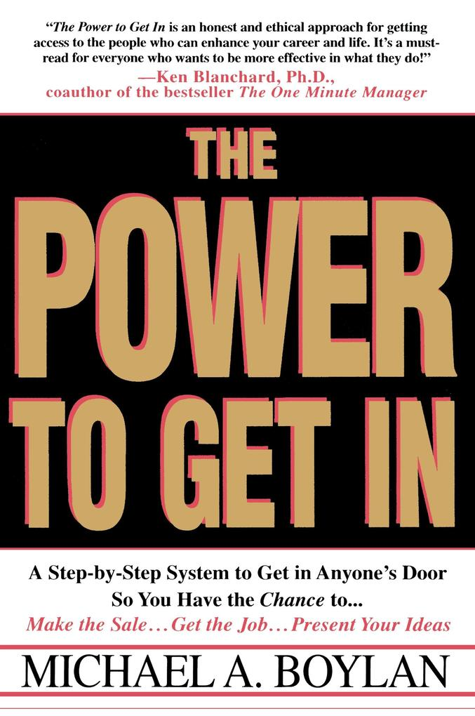The Power to Get in als Buch
