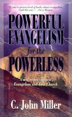 Powerful Evangelism for the Powerless als Taschenbuch
