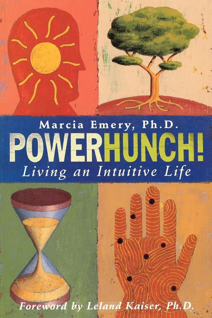 PowerHunch! als Buch