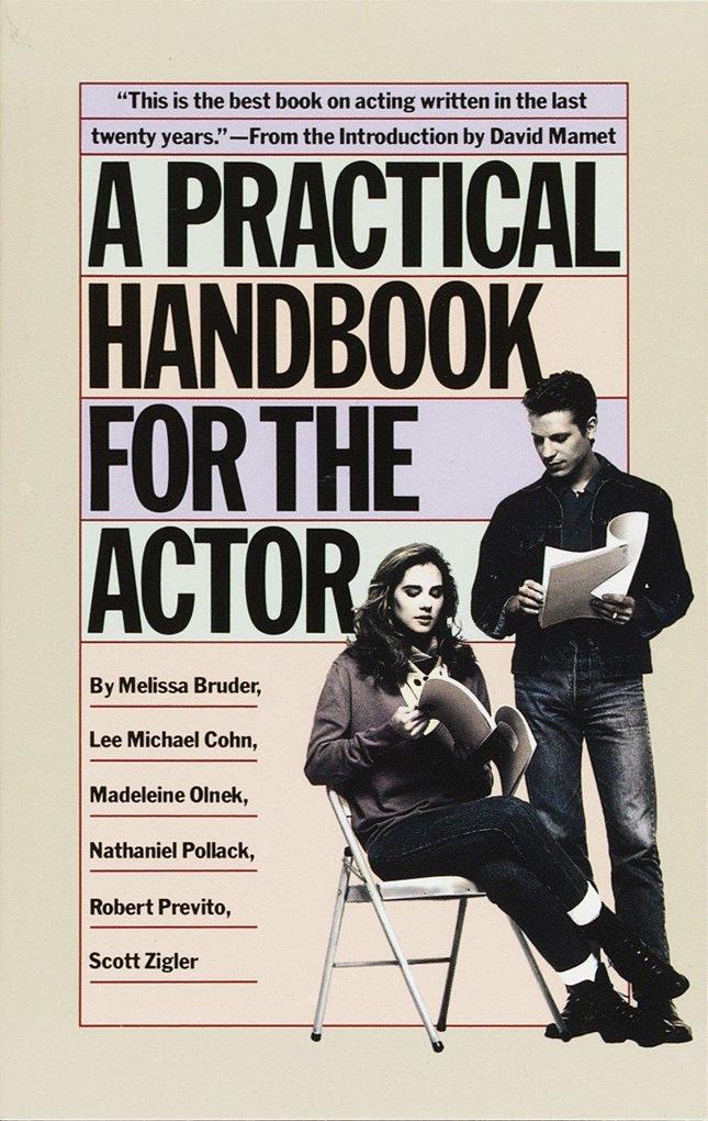A Practical Handbook For The Actor, A als Taschenbuch