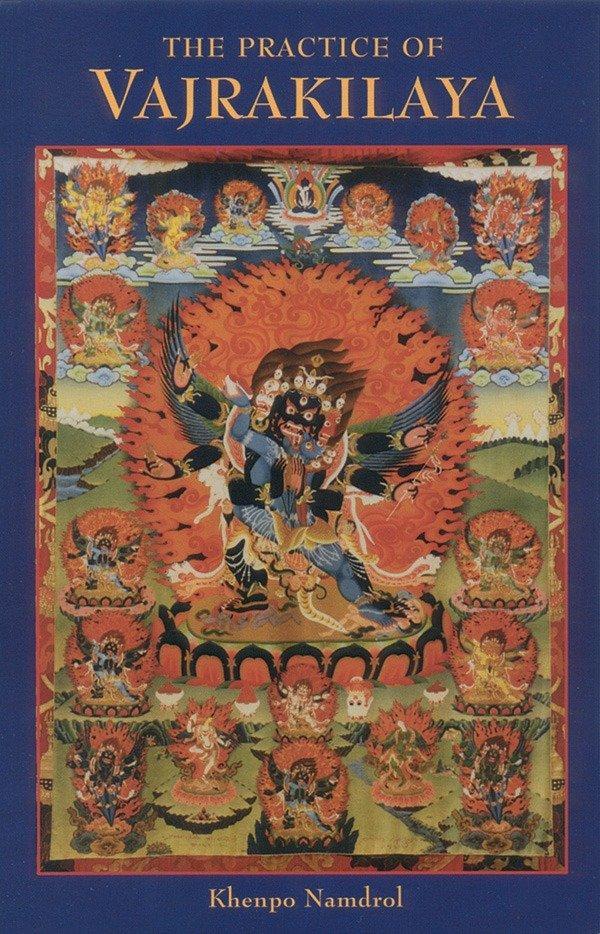The Practice of Vajrakilaya als Taschenbuch