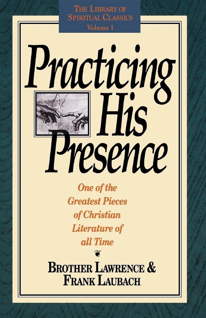 Practicing His Presence als Taschenbuch