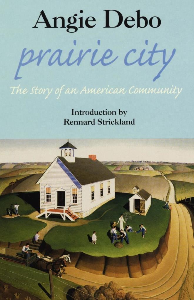 Prairie City als Taschenbuch