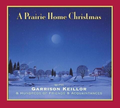Prairie Home Christmas als Hörbuch