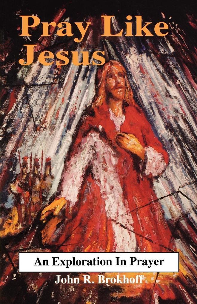 Pray Like Jesus als Taschenbuch