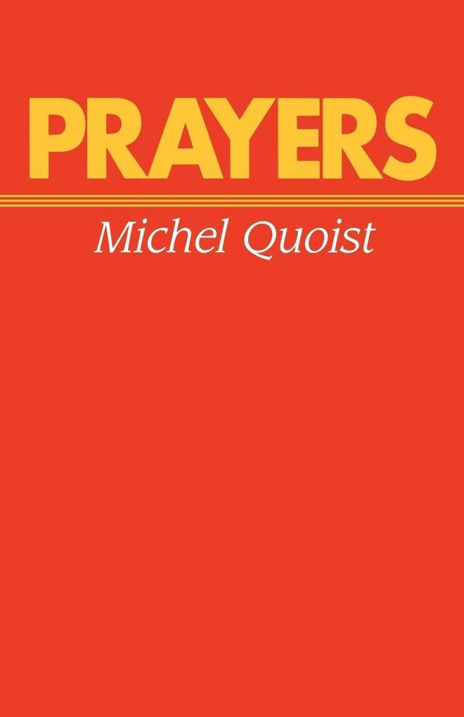 Prayers als Taschenbuch