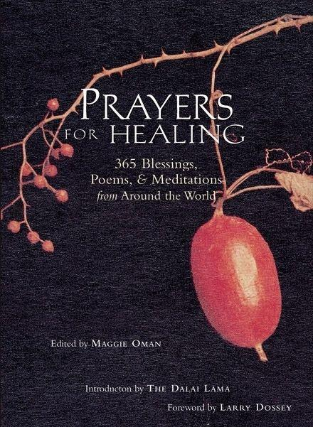 Prayers for Healing: 365 Blessings, Poems, & Meditations from Around the World als Taschenbuch
