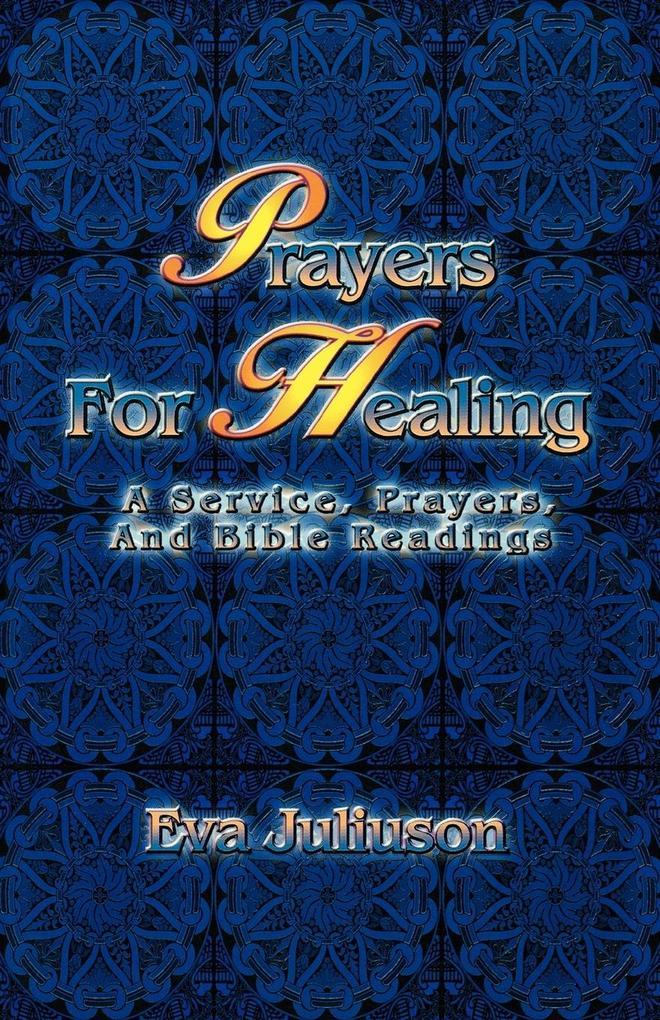 Prayers for Healing als Taschenbuch