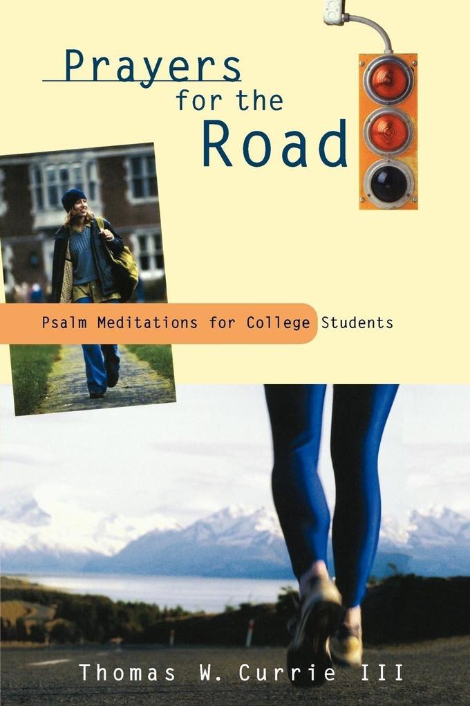 Prayers for the Road als Taschenbuch