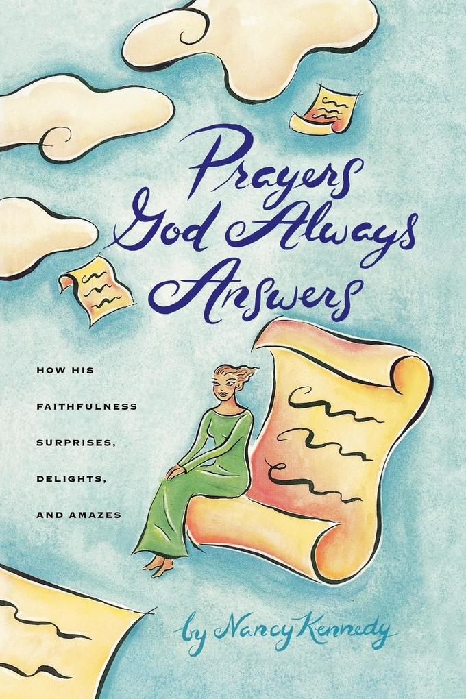 Prayers God Always Answers als Taschenbuch