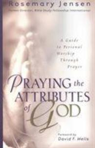 Praying the Attributes of God als Taschenbuch