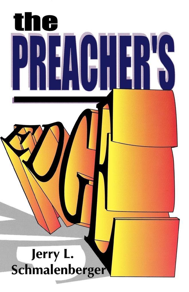 Preachers Edge als Taschenbuch