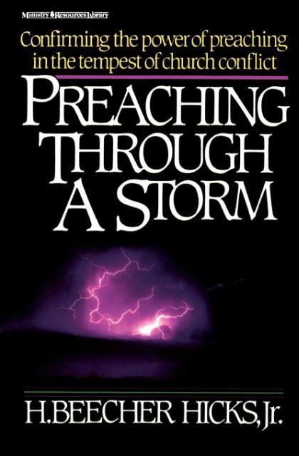 Preaching Through a Storm als Taschenbuch