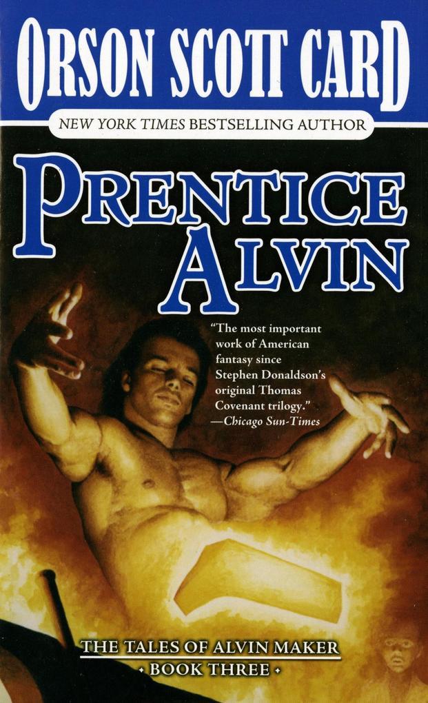 Prentice Alvin als Taschenbuch