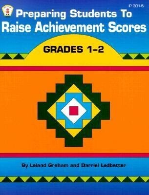 Preparing Students to Raise Achievement Scores: Grades 1-2 als Taschenbuch