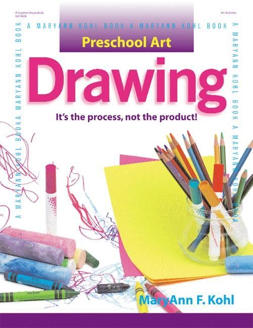 Drawing: It's the Process, Not the Product! als Taschenbuch