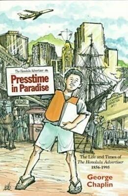 Chaplin: Presstime/Paradise Paper als Taschenbuch