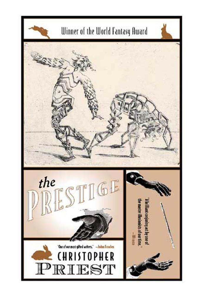 The Prestige als Taschenbuch