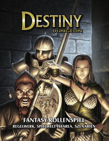Destiny Dungeon als Buch von Alexander Schiebel