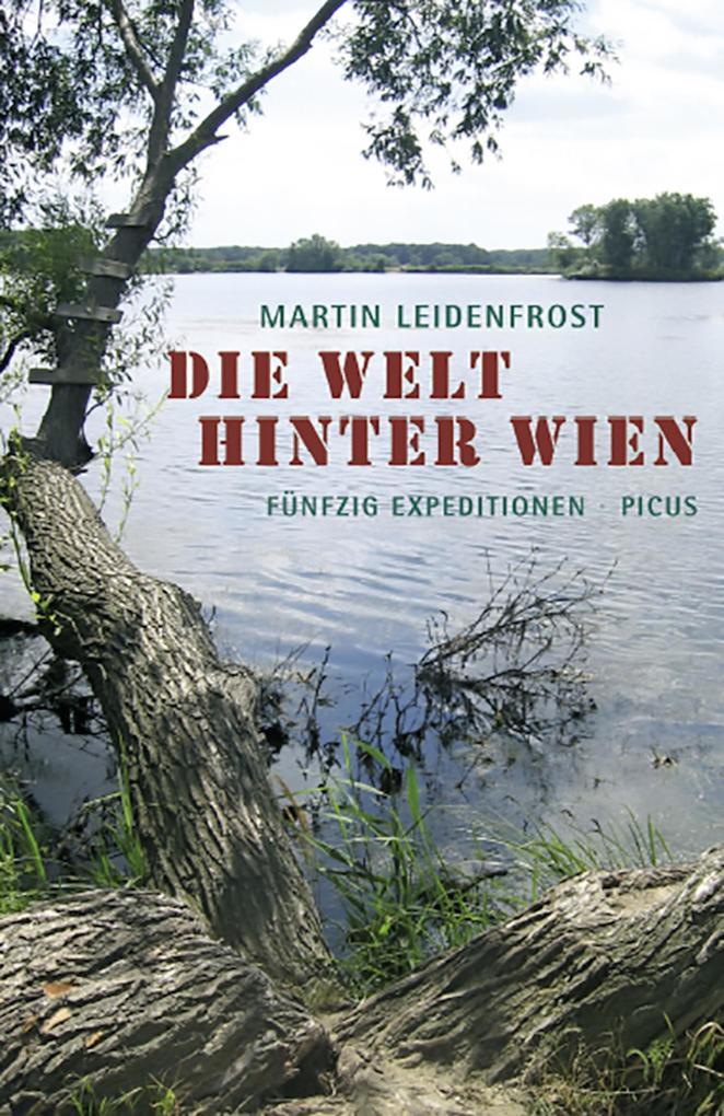 Die Welt hinter Wien als eBook von Martin Leidenfrost