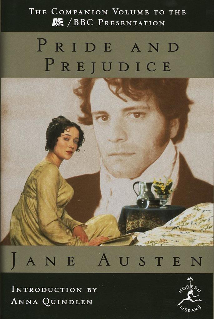 Pride and Prejudice als Buch