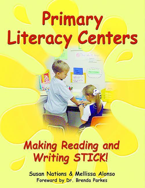 Primary Literacy Centers als Taschenbuch