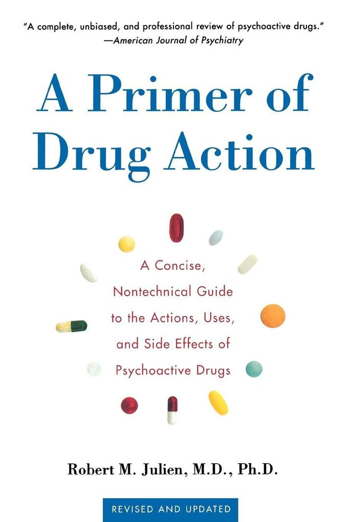 A Primer of Drug Action als Taschenbuch