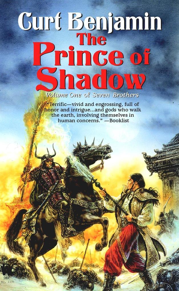 The Prince of Shadow als Taschenbuch