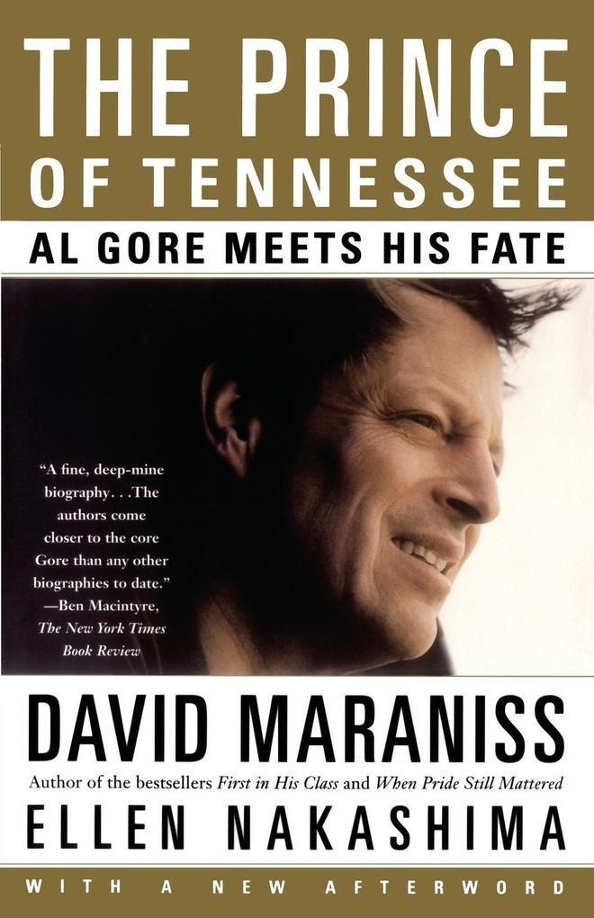 The Prince of Tennessee: The Rise of Al Gore als Taschenbuch