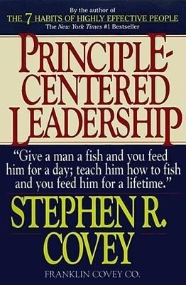 Principle-Centered Leadership als Buch