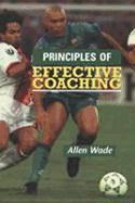 Principles of Effective Coaching als Taschenbuch
