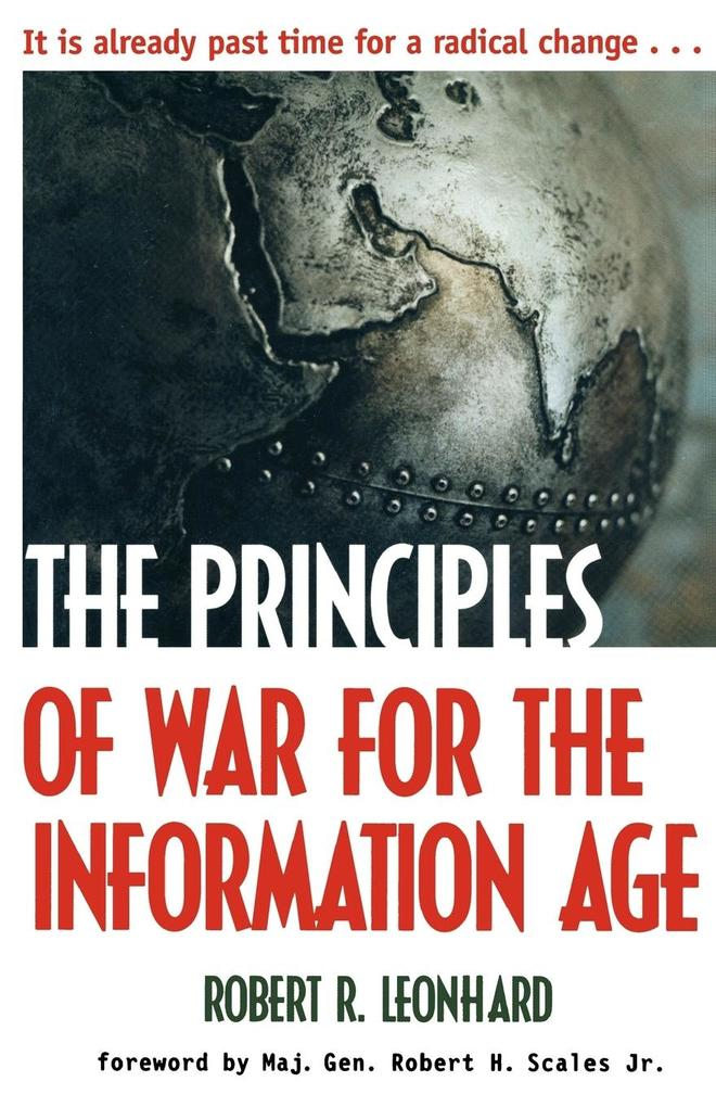 The Principles of War for the Information Age als Taschenbuch