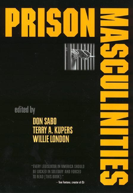 Prison Masculinities PB als Taschenbuch