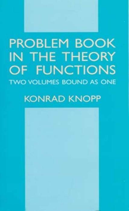 Problem Book in the Theory of Functions als Taschenbuch
