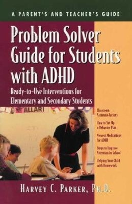 Problem Solver Guide for Students with ADHD als Taschenbuch