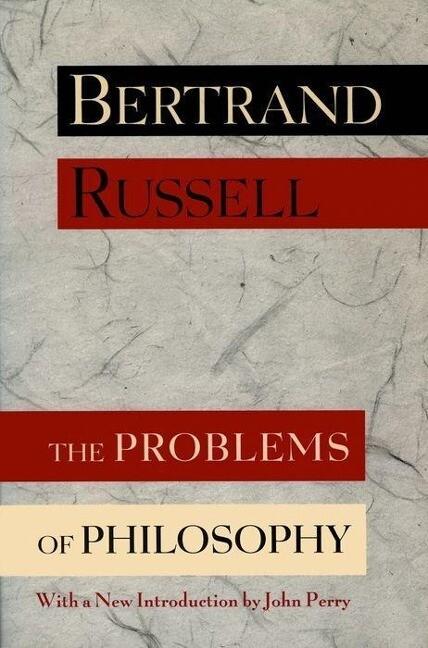 PROBLEMS OF PHILOSOPHY 2/E als Taschenbuch