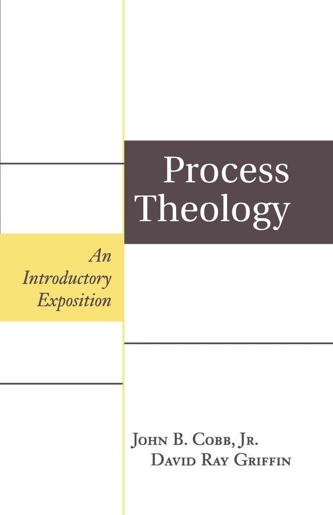 Process Theology als Buch