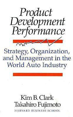 PRODUCT DEVELOPMENT PERFORMANC als Buch