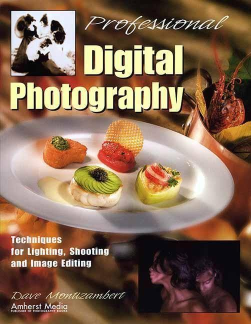 Professional Digital Photography: Techniques for Lighting, Shooting, and Image Editing als Taschenbuch