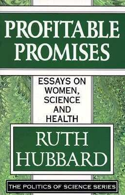 Profitable Promises: Essays on Women, Science & Health als Taschenbuch