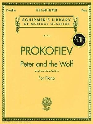 Peter and the Wolf: Piano Solo als Taschenbuch