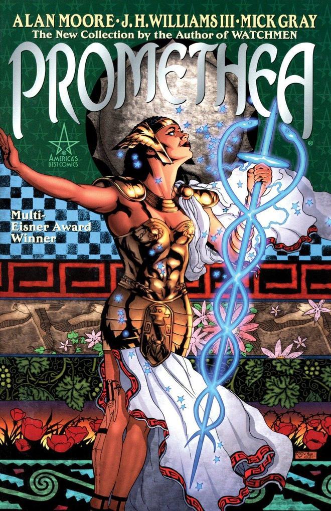 Promethea, Book 1 als Taschenbuch