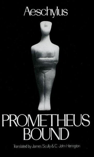 Prometheus Bound als Taschenbuch