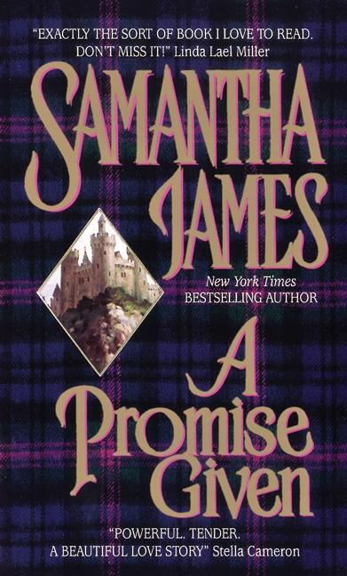 A Promise Given als Taschenbuch
