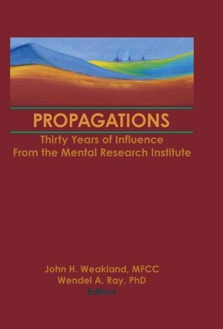Propagations als Buch